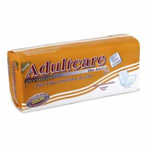 Absorvente Geriátrico Unissex Adultcare 20 Unidades