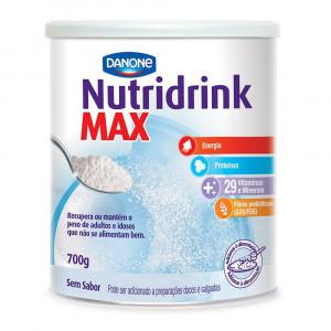 Nutridrink Max Sem Sabor 700g