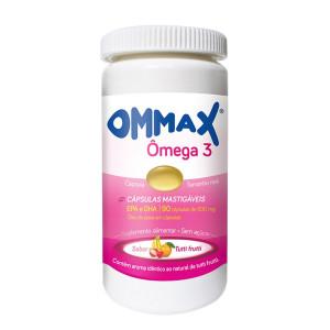 Ommax Ômega 3  OMEGA 3 EPHE DHA 500 MGC/90 CAPS
