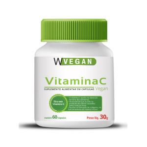 Vitamina C 500mg com 60 comprimidos