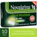 Analgésico Novalgina 1g 10 Comprimidos